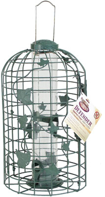 Defender Squirrel Proof Bird Feeder