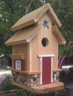 Chesapeake Birdhouse