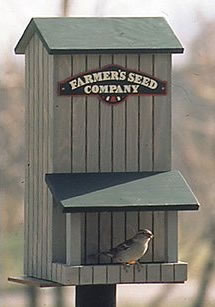 Farmers Seed Store Feeder