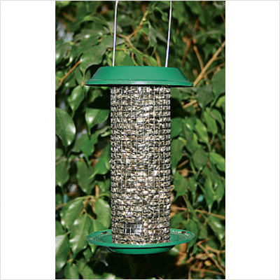 Black Sunflower Oil Mini-Magnum Birdfeeder